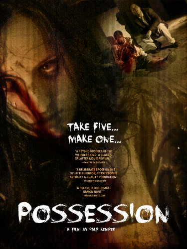Movie poster for Possession